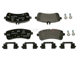 0084201120 Genuine Mercedes Brake Pad Set