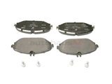MB-0084203820 Genuine Mercedes Brake Pad Set