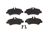 0084205120 Genuine Mercedes Brake Pad Set; Rear