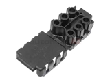 0115455028 Genuine Mercedes Electrical Pin Connector