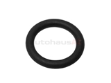 0209974745 Genuine Mercedes Exhaust Manifold Gasket; Heat Exchanger Seal, O-Ring; 15x3.1mm