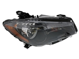 1178204561 Genuine Mercedes Headlight Assembly