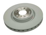 1664211300 Genuine Mercedes Disc Brake Rotor