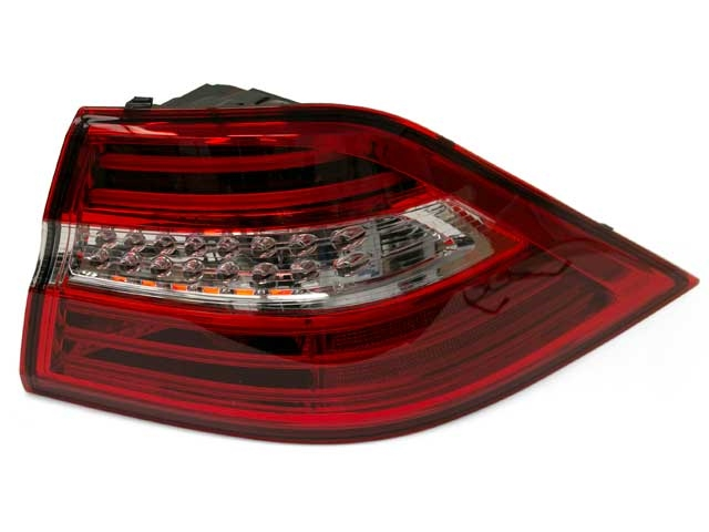 1669063401 Genuine Mercedes Tail Light; Right Outer