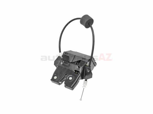 1717500185 Genuine Mercedes Trunk Lock