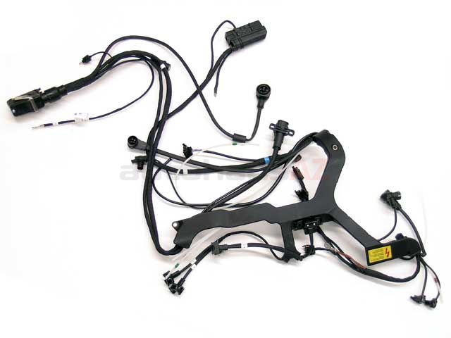 Genuine Mercedes MB-2025403832 Engine Wiring Harness; Fuel Injection ...
