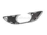 2038851853 Genuine Mercedes Bumper Cover Grille; Right