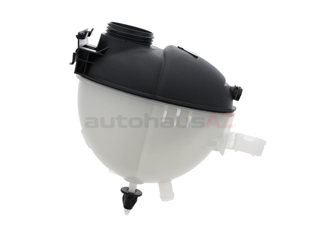 2045000949 Genuine Mercedes Expansion Tank/Coolant Reservoir; Radiator