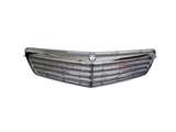 20488014837246 Genuine Mercedes Grille; Atlas Grey