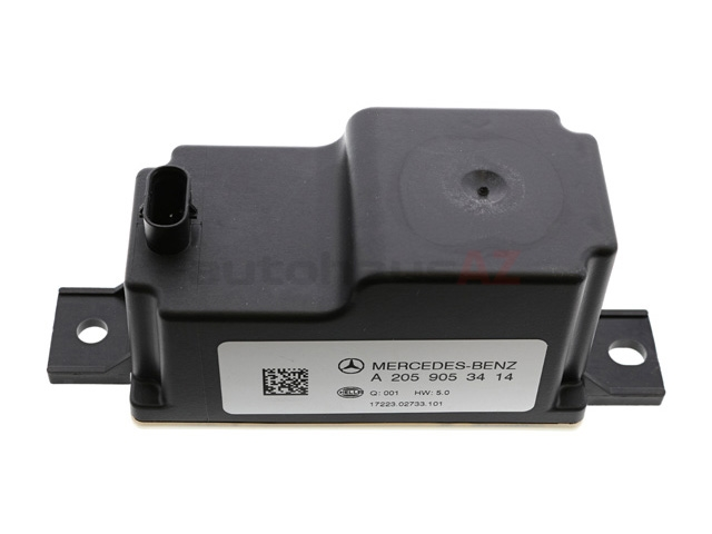 205905341480 Genuine Mercedes Voltage Reducer; Voltage Transformer; Factory Rebuilt
