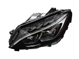 2059068302 Genuine Mercedes Headlight Assembly