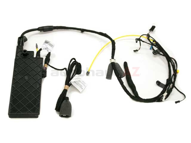 Groovy Genuine Mercedes Mb 2208203317 Trunk Compartment Wiring Harness Wiring Digital Resources Xeirawoestevosnl
