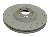 2224215100 Genuine Mercedes Disc Brake Rotor
