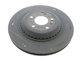 2224231300 Genuine Mercedes Disc Brake Rotor