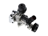 270200080080 Genuine Mercedes Water Pump; Factory Rebuilt