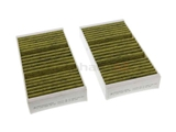 2928300000 Genuine Mercedes Cabin Air Filter Set