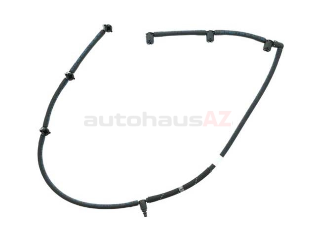 genuine mercedes 6420708132  a6420708132 fuel return line  leak line