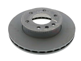 9064210012 Genuine Mercedes Disc Brake Rotor; Front
