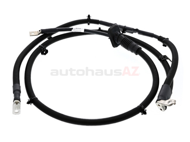 9064401641 Genuine Mercedes Battery Cable; To Starter and Alternator