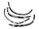 MB035 URO Parts Fender Trim Set; Stainless