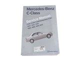MB800W202 Robert Bentley Repair Manual - Book Version; 1994-2000 Mercedes 202 Chassis Service Manual; OE Factory Authorized