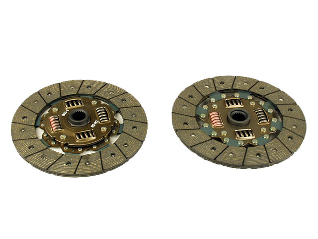 MBD005A Aisin Clutch Friction Disc