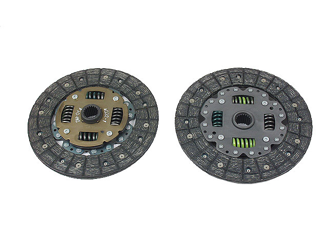 MBD006A Aisin Clutch Friction Disc