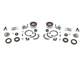MBWHLBRG2KIT AAZ Preferred Wheel Bearing Kit; Front and Rear Bearings with Mounting Hardware; KIT