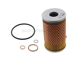 0001800009 Mahle Oil Filter Kit