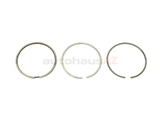 03G198151A Mahle Piston Ring Set; Standard; 81.00mm