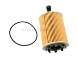 071115562C Mahle Oil Filter Kit