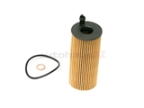 11428507683 Mahle Oil Filter Kit