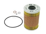 11429063138 Mahle Oil Filter Kit