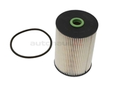 1K0127434B Mahle Fuel Filter