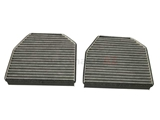 2308300418 Mahle Cabin Air Filter Set