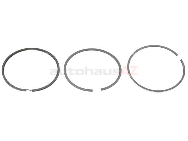 mahle 31330723  03814n0 piston ring set