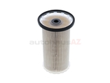 5Q0127177 Mahle Fuel Filter