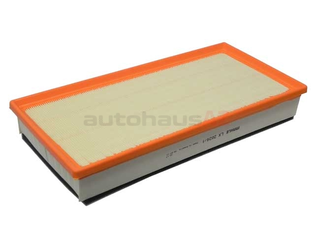 95811013010 Mahle Air Filter; Heavy Duty Type