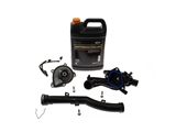 MKIICOOL3KIT AAZ Preferred Cooling System Service Kit; Water Pump, Tstat, Pipe, Adapter Lead and Antifreeze; KIT