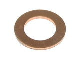 66223 Dorman - HELP Brake Hydraulic Hose to Caliper Bolt Washer; Brake Hose Washer - Id 10.3mm, Od 16.91mm, Thickness 1.2mm