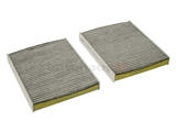 64119272642 Mann Frecious Plus Cabin Air Filter Set