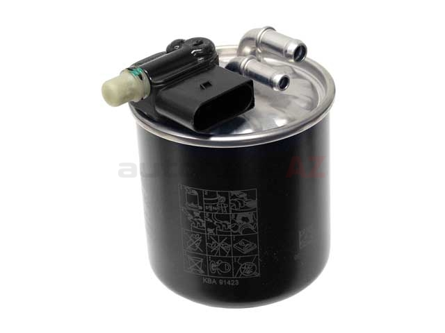 6420906452 Mann Fuel Filter; With Heating Element