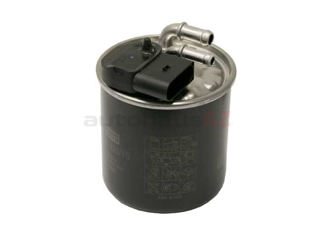 6510903152 Mann Fuel Filter; With Heating Element