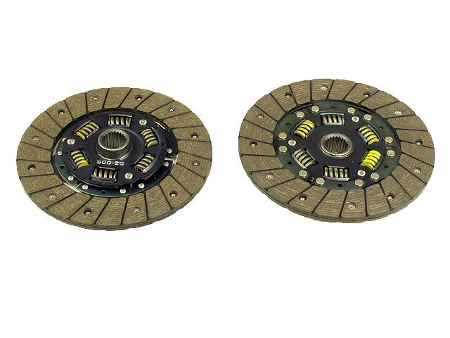MZD053A Aisin Clutch Friction Disc