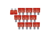 N171315 Flosser Fuse; 10 Amp; Red (ATO/ATC); SET of 10