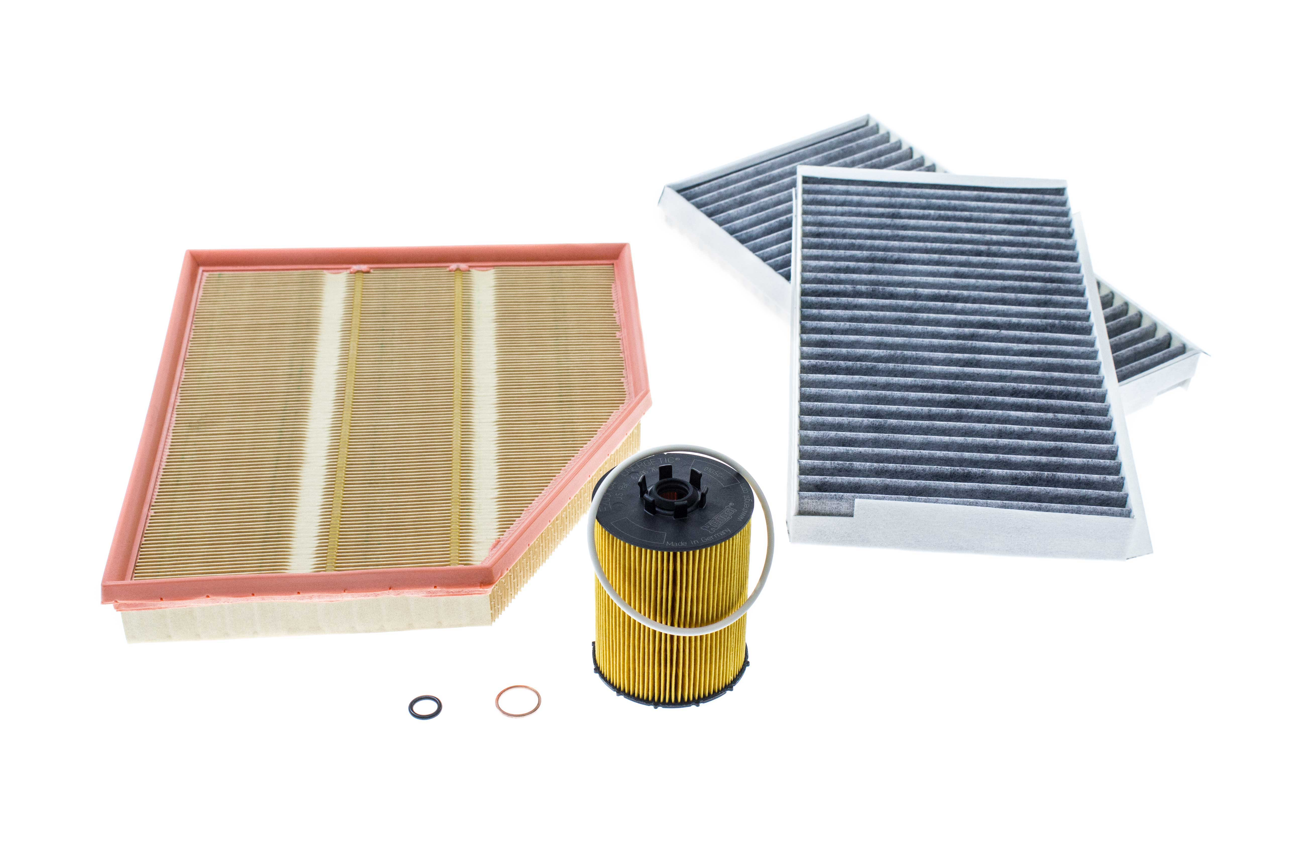 N62FILTERKIT AAZ Preferred Air Filter; Air, Cabin and Oil Filters; KIT