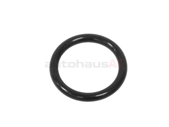 One New Genuine Engine Coolant Pipe O-Ring N90912501 for Audi Volkswagen VW