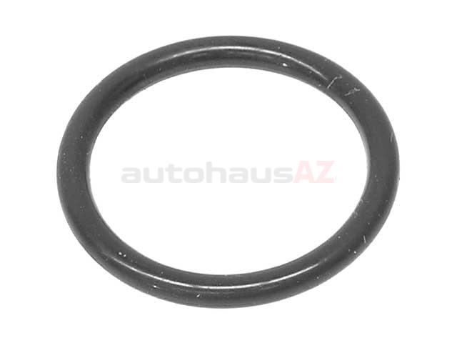 Engine Coolant Thermostat Housing Cover With Oring and Thermostat Fits VW Audi