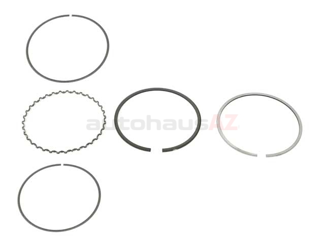 NR-1120300124 NPR Piston Ring Set; Standard; 89.9mm