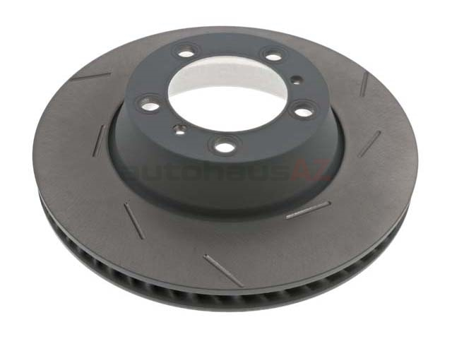 298615602A O.E.M. Disc Brake Rotor; Rear Right; Directional
